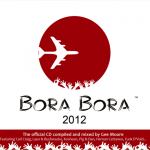 Bora Bora CD 2012 - front cover