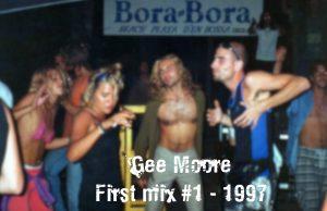 Gee Moore 1st DJ set