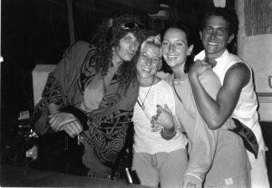 1st year of Bora Bora Music beach club ibiza 1997
